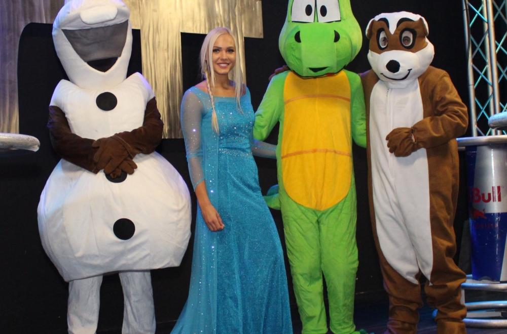 Olaf und Freunde